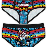 PRE-ORDER Rainbo First Blood Period Panties