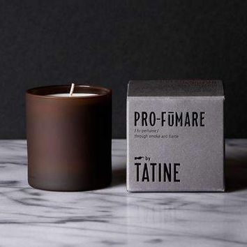 Tears of Myrrh Candle Pro Fumare