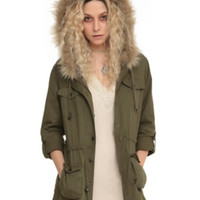 Orphan Black Lightweight Girls Anorak Jacket