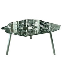 Edra Brasilia Dining Table - Style # BRA0, Modern and contemporary dining tables at SWITCHmodern.com
