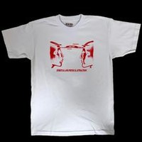 SPIRITUAL AND PHYSICAL ATTRACTION TEE (WHITE)