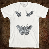 Harry Styles One Direction Tattoo Shirt by OneDirectionLovers10