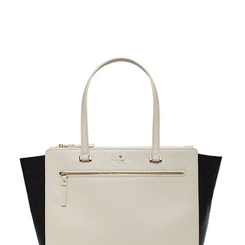Kate Spade Matthews Drive Holland Canvas/Black ONE