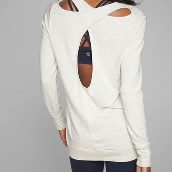 Coaster Go-To Sweatshirt | Athleta