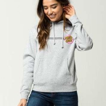 SANTA CRUZ Other Dot Womens Hoodie