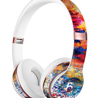 Oil Painted Meadow Full-Body Skin Kit for the Beats by Dre Solo 3 Wireless Headphones