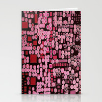 :: Pink Noise Ordinance :: Stationery Cards by :: GaleStorm Artworks ::