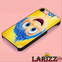 "joy inside out disney pixar for iphone 4/4s/5/5s/5c/6/6+, Samsung S3/S4/S5/S6/s6 edge, iPad 2/3/4/Air/Mini, iPod 4/5, Samsung Note 3/4 Case ""007"""