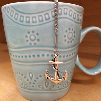 Anchor Mesh Ball Tea Infuser