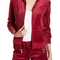 Juicy Couture | Frame Cameo Hoodie