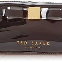 Ted Baker Sahra Cosmetic Case,Black,One Size