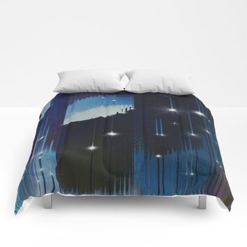 Nightfall Comforters by DuckyB