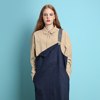 T.C LONG SHIRTS (BEIGE) > 원피스 | 힙합퍼|거리의 시작 - Now, That's Street