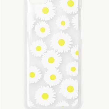 iphone 5c clear cases with designs daisies clear iphone 5c cases amp from rue21 19312