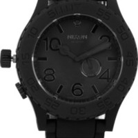 Nixon Rubber 51-30 watch – 50% at THE OUTNET.COM