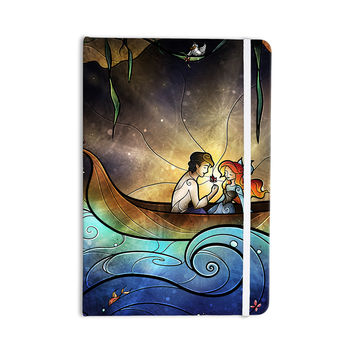 "Mandie Manzano ""Something About Her"" Mermaid Everything Notebook"