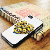 Banana Minions Despicable Me iPhone 5 Or 5S Case