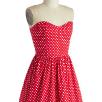 Runway Ticket Dress | Mod Retro Vintage Dresses | ModCloth.com