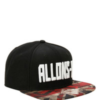 Doctor Who Allons-y Union Jack Snapback Hat