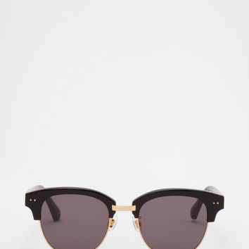 Gentle Monster - Second Boss Black Sunglasses