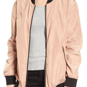 BP. Reversible Bomber Jacket | Nordstrom