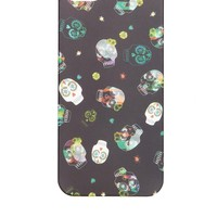 Textile Federation iPhone 5 Case in Sugar Skulls Print