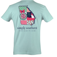 Simply Southern Georgia Patchwork