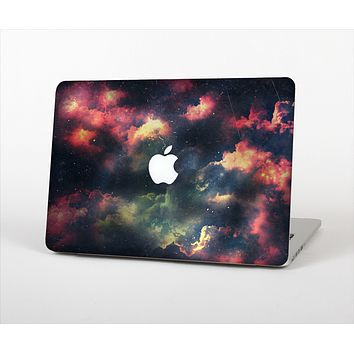 The Vintage Stormy Sky Skin Set for the Apple MacBook Air 11""