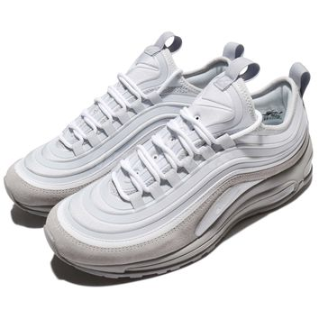 Nike Air Max 97 UL 17 SE Ultra Pure Platinum Wolf Grey Men Sock-Like 924452-002