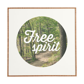 Allyson Johnson Free Spirit Nature Photograph Framed Wall Art
