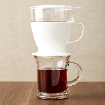 OXO Pour Over Coffee Maker Set