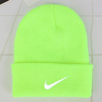 Nike Fashion Edgy Winter Beanies Knit Hat Cap-17