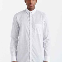 ZANEROBE Eight Foot Dobby Button-Down