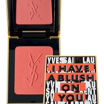 Yves Saint Laurent The Street and I Blush Palette (Limited Edition) | Nordstrom