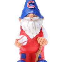 "Chicago Cubs Garden Gnome - 11"" Male"