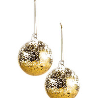 2-pack Christmas Ornaments - from H&M
