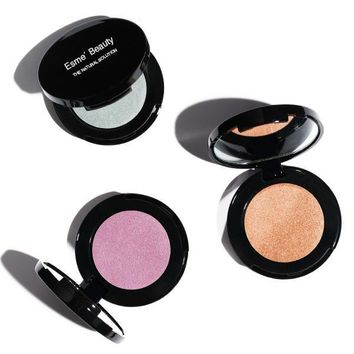 Organic Bio-Pigments Pressed Eyeshadow