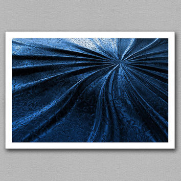 Cold Metal Abstraction, Work with Metal, Digital Art Print, 3D Art, Fantastic, Giclee Print, Interior Wall Decor
