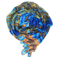 Airy Cotton Scarf