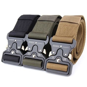 Military SWAT-style  Belt great for EDC