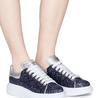 Alexander McQueen | 'Larry' chunky outsole glitter sneakers | Women | Lane Crawford - Shop Designer Brands Online