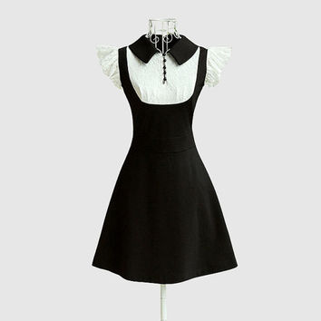 cotton dress (076)