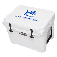 Skipjack Yeti Tundra Cooler 35qt in White by YETI