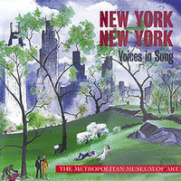 New York, New York: Voices in Song CD