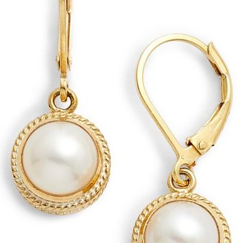 Anna Beck Pearl Drop Earrings | Nordstrom