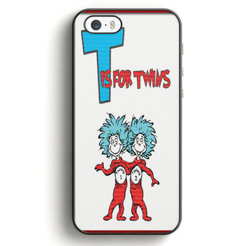 Thing 1 And Thing 2 iPhone SE Case | Aneend