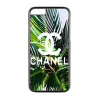 Chanel Palm Trees Case