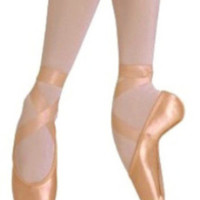 Bloch Women's Pink European Balance Pointe Shoe