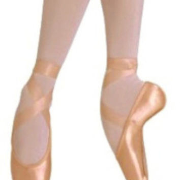 Bloch Pink European Balance Pointe Shoe
