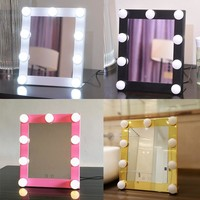 Hollywood Vanity Makeup Mirror